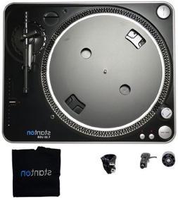 Stanton T55USB USB Belt-Drive DJ Turntable with Stanton 300