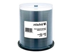 Verbatim 700MB 52x 80 Minute White Thermal Hub Printable Rec