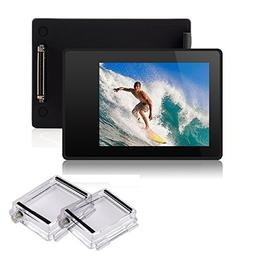 Vicdozia LCD Screen 2.0 Inch LCD BacPac Non-Touch Screen Ext