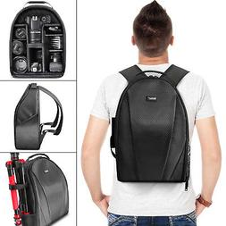 Vivitar Camera Backpack Bag for DSLR and Lens - Padded Case