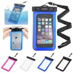 Waterproof Bag Underwater Pouch Dry Case Cover For iPhone Ce