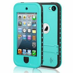 Waterproof Case for iPod 5 iPod 6, Meritcase Waterproof Shoc
