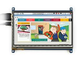 Waveshare 7 inch 1024*600 Capacitive Touch Screen LCD Displa