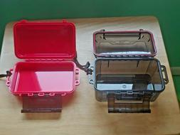 ace hardware waterproof plastic 2 compartments black