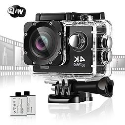 Action Camera JuguHoovi JH80S 4K Camera 16MP Waterproof Came