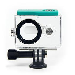 YI Action Camera Waterproof Case: Green