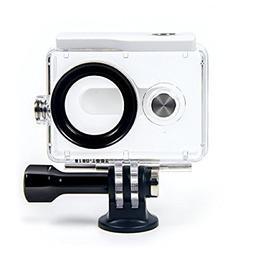 YI Action Camera Waterproof Case: White