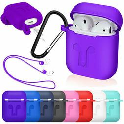 For AirPods 2nd Generation 2019 Waterproof Silicone Protecti