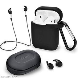 Airpods Accessories Set Filoto Airpods Waterproof Silicone C