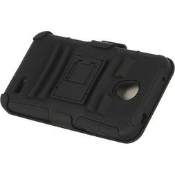 Alcatel Conquest Belt Clip Holster Combo Cell Phone Case wit