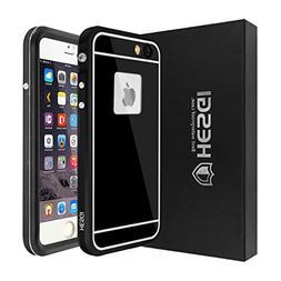 Aluminum Alloy iPhone 6s Waterproof Case, HESGI Swimming Wat