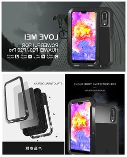 Lovemei Aluminum Shock proof Screen Protection Case Cover Fo