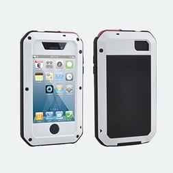 Generic Aluminum Shockproof Dustproof Waterproof Gorilla Gla