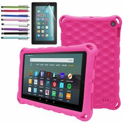 For Amazon Kindle Fire 7 HD10 2019 9th Gen Tablet Case Kids