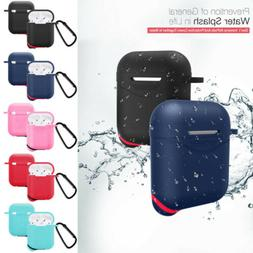 For Apple AirPods Charging Case Silicone Cover Waterproof Ac
