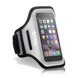 "Apple iPhone 6S 4.7"" Armband, JOTO Sport Armband Case for iP"