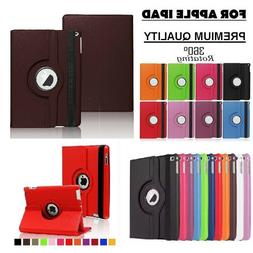 For Apple iPad 2nd, 3rd & 4th Gen 2017/2018 Air 2 9.7'' 360