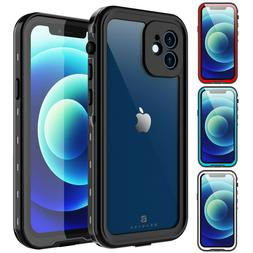 For Apple iPhone 12/ 12 Pro Max Case Waterproof Shockproof w