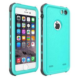 For Apple iPhone 5 / 5S / SE Waterproof Case Cover Built-in
