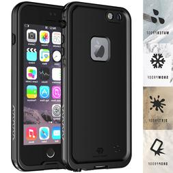 For Apple iPhone 6 / 6s Plus Case Waterproof Shockproof Cove