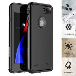 For Apple iPhone 7 / 8 Plus Case Waterproof Shockproof Dustp