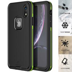 For Apple iPhone XR Xs Max Case Life Waterproof Shockproof D