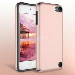 For Apple iPod Touch 5 6th Generation Hybrid Protective Sili