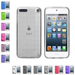 for Apple iPod Touch 5th/6th Gen Case ULAK Soft Hybrid Silic