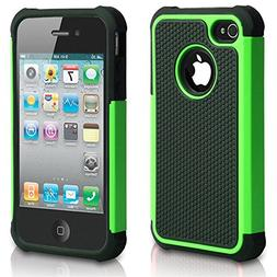 APPLE iPod Touch 6 case, Scratch-Resistant Dual Layer Hybrid