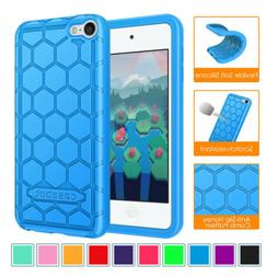 For Apple iPod Touch 7th / 6th / 5th Gen Soft Silicone Case