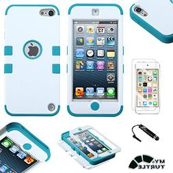 Apple iPod Touch 5th 6th Generation Case MyTurtle TM Shockpr