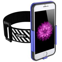 FRiEQ Armband for Apple iPhone 6  - Lightweight and Fully Ad