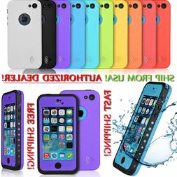 Armor Shell with Charging Cable For iPhone 5c Waterproof Cas