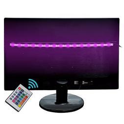 Bias Lighting TV Backlight ,Salute LED Strip Light USB Power