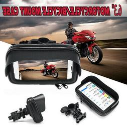 Bike Bicycle Motorcycle Waterproof Phone Case Bag Handlebar