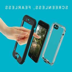 Black New LifeProof NuuD Case Waterproof Case For Apple iPho