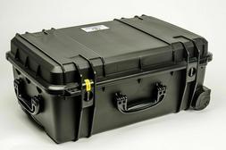 Black Seahorse SE920 Case. No Foam. Comes with a Pelican TSA