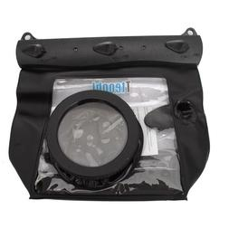 Tteoobl New Black 65 Feets Underwater Waterproof Case DSLR S