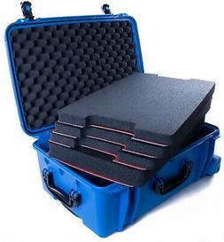 Blue Seahorse 920 Case. With Tool Foam. Tool foam black & re