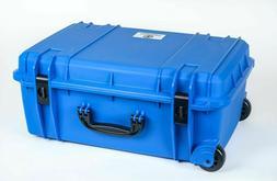 Blue Seahorse SE920 Case. No Foam. Comes with Pelican TSA Lo