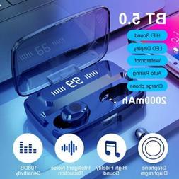 Mpow Bluetooth 5.0 Earbuds Wireless Earphones TWS Stereo Bas