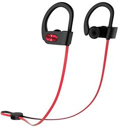 Mpow Bluetooth Headphones Waterproof IPX7, Wireless Earbuds