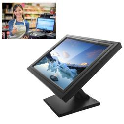 """BRAND NEW 17""""  Touchscreen LCD VGA Touch Screen Monitor POS"""