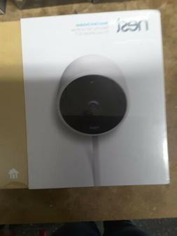 Nest Cam Outdoor Security Camera NC2100ES