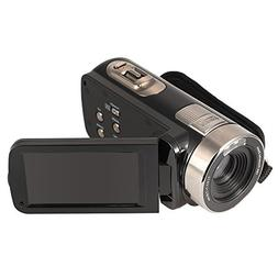 """Fitiger 2.7"""" LCD Screen Digital Video Camcorder Night Vision"""