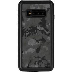 Camouflage Galaxy S10 Waterproof Case - Digital Camo