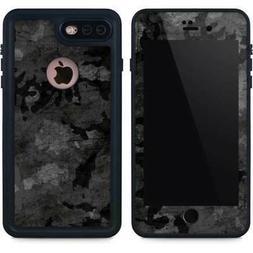 Camouflage iPhone 8 Plus Waterproof Case - Digital Camo