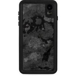 Camouflage iPhone XR Waterproof Case - Digital Camo