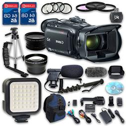Canon XA30 HD Professional Camcorder + Wideangle Lens + Tele