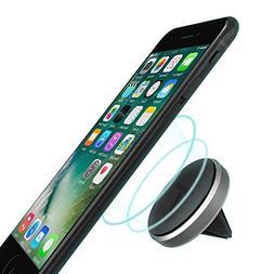 Trianium Aluminum Magnetic Air Vent Car Phone Mount Compatib